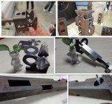 Machine de découpage de laser de fibre de haute précision pour l'acier du carbone d'acier inoxydable