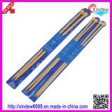 35cm Seul point de l'aiguille à tricoter en bambou (XDBK-001)