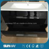 새로운 색칠 좋은 품질 (SW-1304)를 가진 현대 MDF 목욕탕 가구
