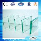 3mm-19mmの明確な浮遊物の装飾的なガラス、明確なガラス、板ガラス