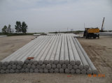 Самые лучшие продавая дешевые машины Поляк Prestressed бетона электрические закручивая в Китае