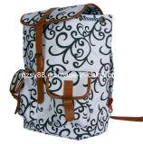 Novo Design Exterior de poliéster Dia Backpack (SY-13001#)