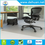 Tapete de cadeira durável para carpetes Baixa, 46W X 60h, limpar