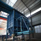 en la máquina de bastidor de proceso del metal de la venta V