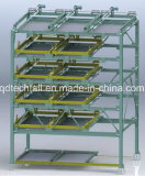 Torretta di verticale del sistema di parcheggio