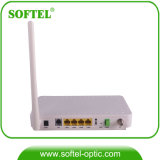 FTTH Epon WiFi ONU con la rf e le porte dei POT