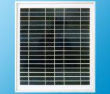 El panel solar polivinílico 10W para el sistema de iluminación solar del LED