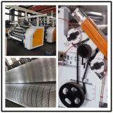 Fingerless oblicua facer una sola máquina de corrugación de papel