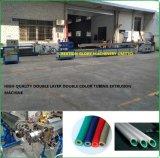 De dubbele Lijn van de Uitdrijving van het Buizenstelsel van de Kleur Plastic met Gerijpte Technologie