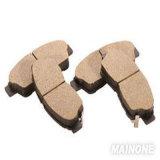 I pezzi di ricambio automatici comerciano l'OEM semimetallico o la fabbrica all'ingrosso anteriore di riserva 58101-1da00 del rilievo del freno a disco della ceramica per Ki a
