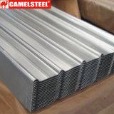 Горячий окунутый толь цинка Corrugated стальной для строительного материала
