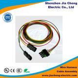 Multi chicote de fios de fiação do conetor de cabo SMA