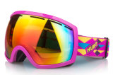 Напольный UV PC 400 участвуя в гонке поляризовыванный изумлённый взгляд лыжи стекел спорта