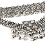 Ожерелье диаманта оптового ретро способа фабрики короткоцепочное