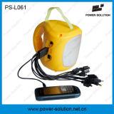 LED-Solarlaterne-Licht mit nachladbarer Batterie 4500mAh