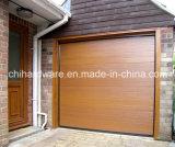 Европейский стиль гаражных дверей/промышленных двери/всеобщей двери/верхней двери и дверь в разрезе