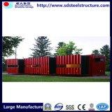 Fabrik-Großverkauf-zusammenklappbare Versandbehälter-Haus-Kosten