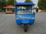 Open Diesel van de Lading 3-wiel Driewieler met Motor van China