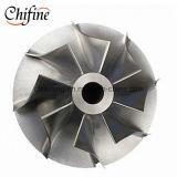 Inversión personalizado de fundición de acero inoxidable Impulsor para la Industria