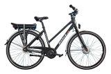 Moteur silencieux de bicyclette du l'E-Vélo E de vélo de scooter de Shimano 9 de vitesses bleues électriques noires confortables de vitesse