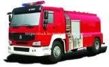 Тележка спасения пожара тавра Sinotruk HOWO для типа воды