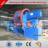 Zps-900 Residuos de neumáticos de reciclaje de neumáticos Trituración de trituradora de desechos de neumáticos en la goma de goma de la máquina