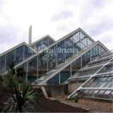 Schönes und praktisches Venlo Glas-Gewächshaus