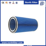 Cartuccia di condizionamento di filtro dell'aria del sistema con la rete metallica