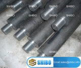 Elettrodi di fusione del molibdeno di vetro con filettato