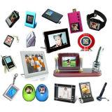 Moldura fotográfica digital de produtos digitais