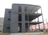 鉄骨フレームの家の倉庫の金属の建物