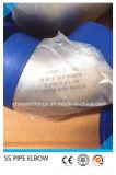 ASTM A403 스테인리스 이음새가 없는 이음쇠 90deg 관 팔꿈치