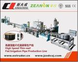 Machine d'extrudeuse de pipe d'irrigation par égouttement