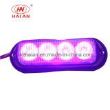 헤드라이트 힘 이중 색깔 LED 대시 갑판 섬광 Lightheads