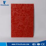 vetro rivestito di arte della vernice di stampa/incisione dello schermo di 4-6mm