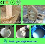 Pegamento blanco adhesivo blanco de la emulsión de Vae para el funcionamiento de madera