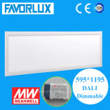 60W CRI>80 595*1195mm Dali Dimmable LED 위원회 빛