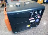 генератор энергии 5kw с тепловозным супер молчком типом (SD7000ES)