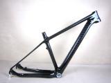 26er En Superlight quadros de bicicletas montanha (BX-F04)