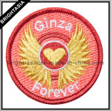 Spezielles Thread Embroidery Badge für Customize Patch (BYH-10932)