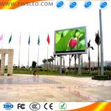 Écran visuel polychrome extérieur d'Afficheur LED/de la publicité (P10, P16)