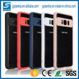 Gleitschutz verdoppeln farbiger weicher TPU Handy-Kasten des hybriden Feld-für das Plus iPhone 7/7