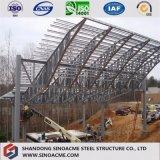 Construction commerciale de structure métallique pour l'amphithéâtre
