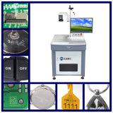 Laser die Machine voor de Laser merken die van het Embleem van het Embleem de Teller van de Laser van het Embleem merken