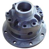 La Base de fundición de hierro gris