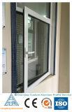 Aluminiumlegierung-Profil für Glasfenster-Aluminium Grame