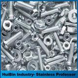 OEM steunde 201 202 304 316 ANSI van Roestvrij staal DIN de StandaardMontage van de Hardware van de Noot