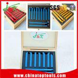 Изготовление Китая паяемых карбидом комплектов инструментов Lathe инструмента Bits/CNC