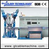Machine de émulsion d'extrudeuse de câble coaxial de liaison