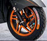 Мотоцикл 2 колес мощный электрический с местом 2